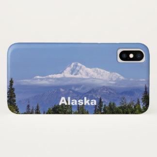 Capa Para iPhone X Denali (o Monte McKinley)