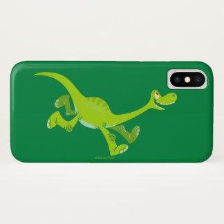 Capa Para iPhone X Desenho do corredor de Arlo