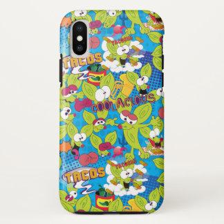 Capa Para iPhone X Desenhos animados engraçados da chihuahua de