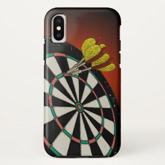Capa Para iPhone X Design dos dardos