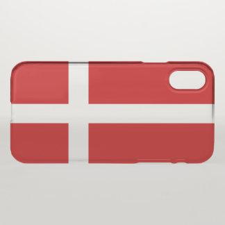 Capa Para iPhone X Dinamarca