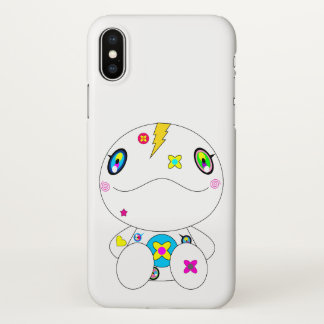 Capa Para iPhone X Dino