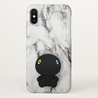 Capa Para iPhone X Dino preto