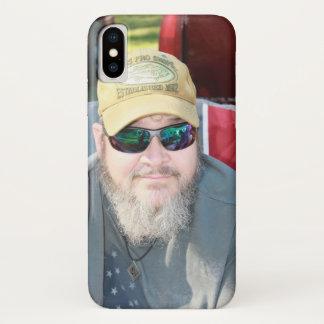 Capa Para iPhone X Douglas Fairchild enfrenta