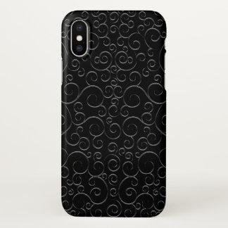 Capa Para iPhone X Estilo gótico