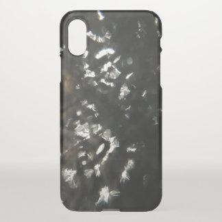 Capa Para iPhone X Flocos de neve