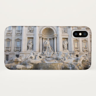 Capa Para iPhone X Fonte do Trevi