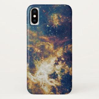 Capa Para iPhone X Foto da galáxia do espaço