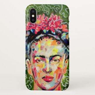 Capa Para iPhone X Frida