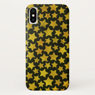 Capa Para iPhone X Fundo da estrela