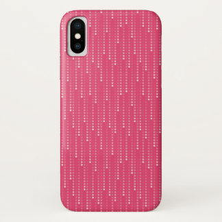 Capa Para iPhone X Fundo da madressilva