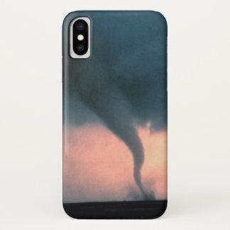Capa Para iPhone X Furacão