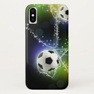 Capa Para iPhone X Futebol