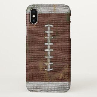 Capa Para iPhone X Futebol sujo