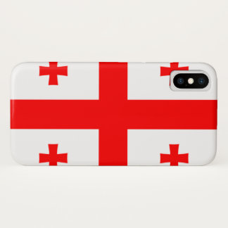 Capa Para iPhone X Geórgia