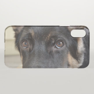 Capa Para iPhone X German shepherd por Shirley Taylor