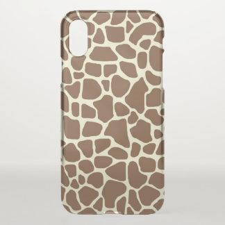 Capa Para iPhone X Girafa