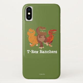 Capa Para iPhone X Gráfico do grupo do rancheiro