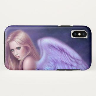 Capa Para iPhone X Guardião Ange de Seraphina
