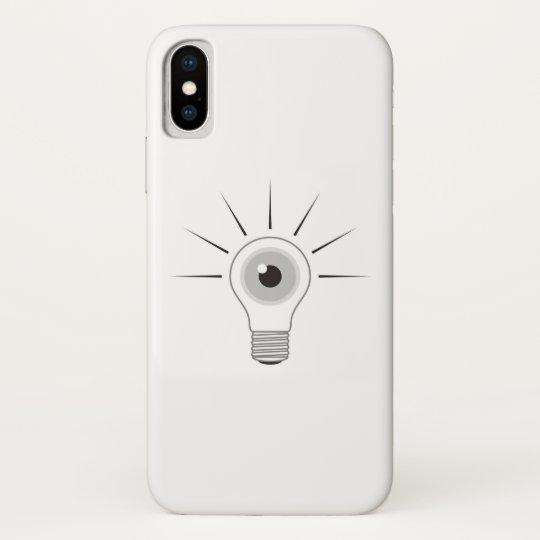 CAPA PARA iPhone X  I - LAMP