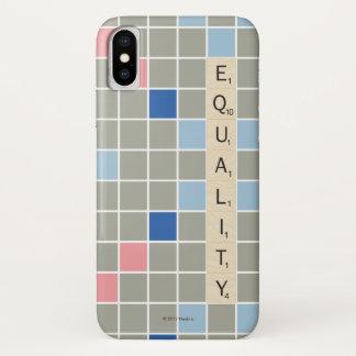 Capa Para iPhone X Igualdade