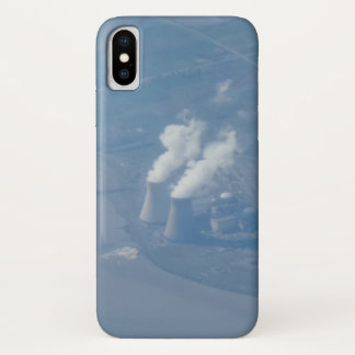 Capa Para iPhone X iPhone X de Apple do central eléctrica, mal lá