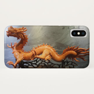 Capa Para iPhone X iPhone X de Apple do dragão, mal lá PhoneCase