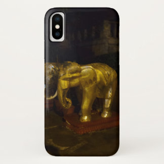 Capa Para iPhone X iPhone X de Apple do elefante, mal TherePhoneCase