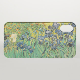 Capa Para iPhone X Íris de Van Gogh