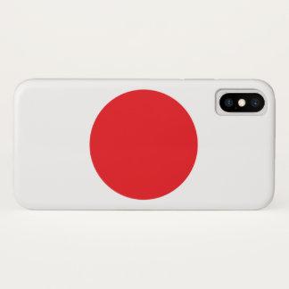 Capa Para iPhone X Japão