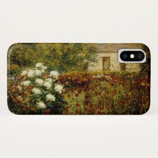 Capa Para iPhone X Jardim em Giverny