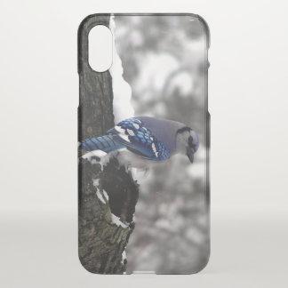 Capa Para iPhone X Jay azul