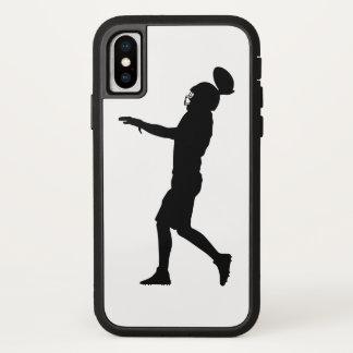 Capa Para iPhone X Jogador de futebol americano