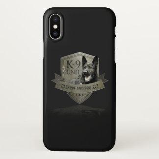 Capa Para iPhone X K-9 unidade GSD