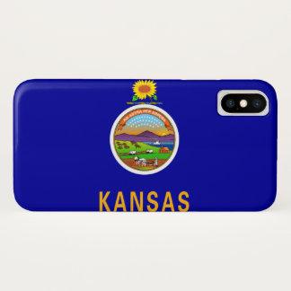 Capa Para iPhone X Kansas