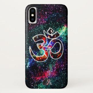 Capa Para iPhone X Karmas universais de OM