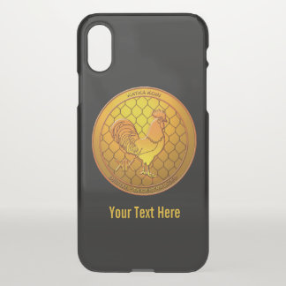 Capa Para iPhone X KatkaKoin Cryptocurrency ICO