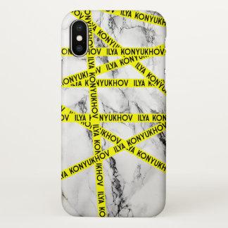 Capa Para iPhone X konyukhov