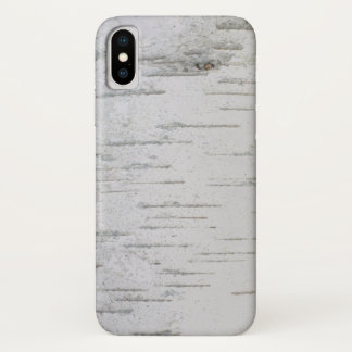 Capa Para iPhone X latido de vidoeiro primitivo do país ocidental