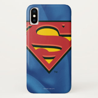 Capa Para iPhone X Logotipo clássico do S-Protetor | do superman