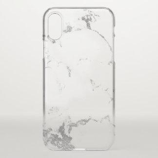 Capa Para iPhone X Lux italiano do minimalismo do abstrato branco de
