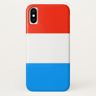 Capa Para iPhone X Luxembourg