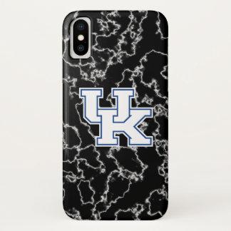 Capa Para iPhone X Mármore preto de Kentucky |