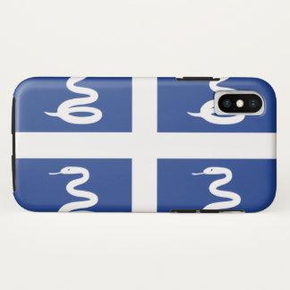 Capa Para iPhone X Martinica