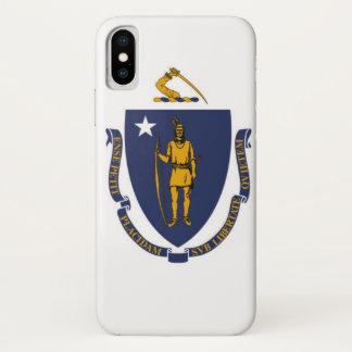 Capa Para iPhone X Massachusetts