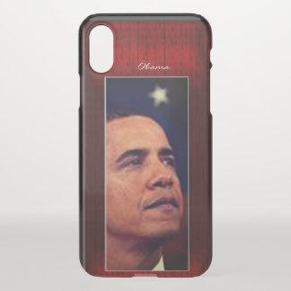 Capa Para iPhone X Memórias de Obama