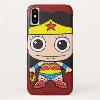 Capa Para iPhone X Mini mulher maravilha