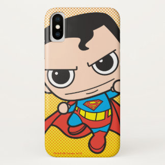 Capa Para iPhone X Mini vôo do superman