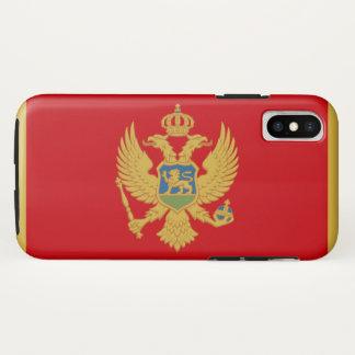 Capa Para iPhone X Montenegro