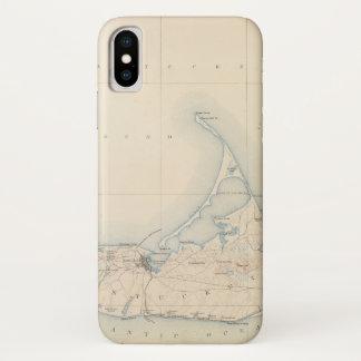 Capa Para iPhone X Nantucket, Massachusetts